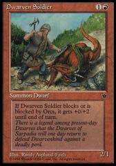 Dwarven Soldier (Asplund-Faith)