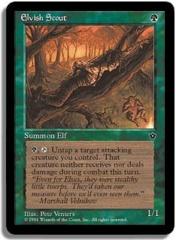 Elvish Scout (Venters)