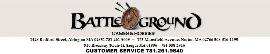 Battleground Games & Hobbies