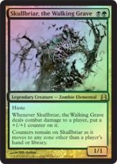 Skullbriar, the Walking Grave - Foil Oversized Promo