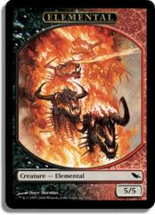 Elemental (Black/Red) - Token