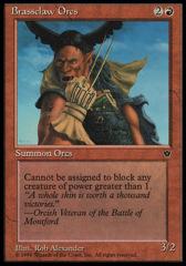 Brassclaw Orcs (Alexander-Claw)