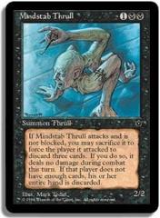 Mindstab Thrull (Tedin)