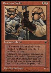 Dwarven Soldier (Shuler)