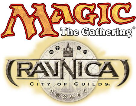 Ravnica-logo-title