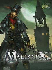 Malifaux 2nd Edition Core Book