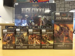 High Command Bundle deal, All expansions!
