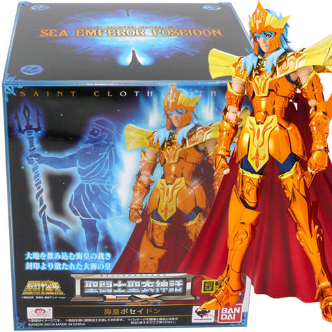Tamashii Nations: Saint Seiya - EX Figure - Poseidon Myth