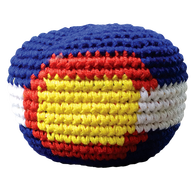 Pocket Disc Footbag Large
