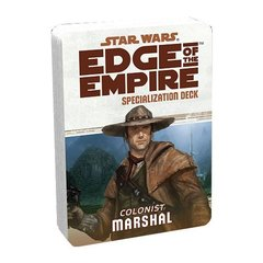 Colonist Marshal Specialization Deck