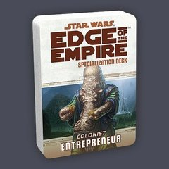 Colonist Entrepreneur Specialization Deck