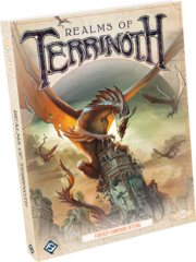Genesys: Realms of Terrinoth Expansion Rulebook