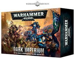 Warhammer 40000: Dark Imperium