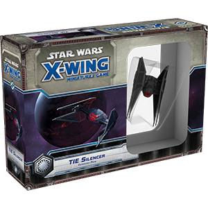 Star Wars X-Wing - The Last Jedi - TIE Silencer Expansion Pack