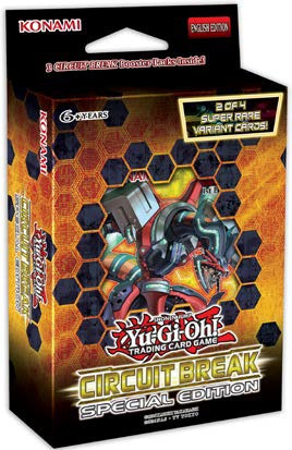 Circuit Break Special Edition Booster Pack
