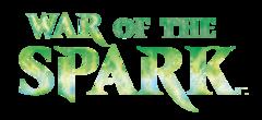 war of the spark Prerelease Kit