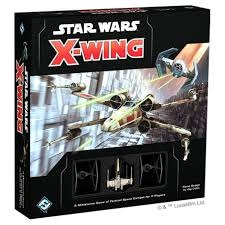 Star Wars X-Wing 2.0 Second Edition Core Set