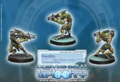 Infinity (#456) Combined Army: Gwailos (Heavy Rocket Launcher)