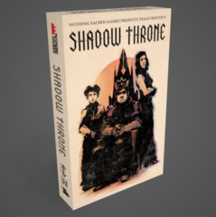 Shadow Throne - Signed