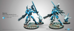 Infinity (#550) PanOceania: Seraph, Military Order Armored Cavalry