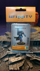 Infinity (#528) PanOceania: Aquila Guard (HMG)