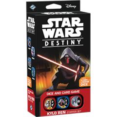 Star War Destiny - Kylo Starter Set