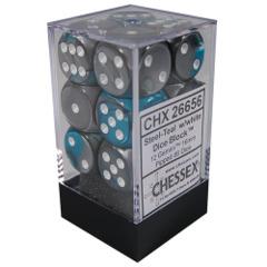Chessex Dice - 16mm d6 12ct - Fancy