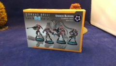 Infinity (#516) Combined Army: Unidron Batroids