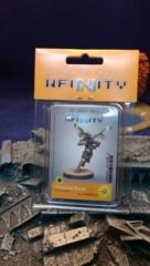 Infinity (#514) Haqqislam: Hassassin Ragiks (Spitfire)