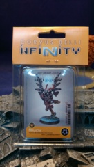 Infinity (#529) Combined Army: Fraacta (Boarding Shotgun)