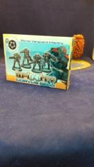Infinity (#468) Combined Army: Morat Vanguard Infantry