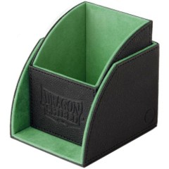 Dragon Shield Nest Box - Green and Black