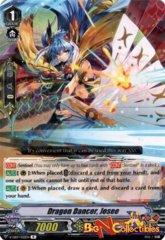 V-EB07/022EN - R - Dragon Dancer, Josie