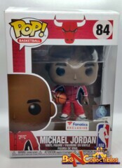 Funko Pop! NBA Chicago Bulls - Michael Jordan Warmup Suit #84 Exclusive
