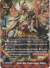 D-BT03/0009EN - RR - Phoenix Wing Virtuous Dragon, Zellhorus