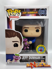 Funko Pop! Comedians - Jeff Dunham and Peanut #03 Exclusive