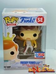 Funko Pop! Freddy Funko as Freddie Mercury 3000pcs SE Exclusive