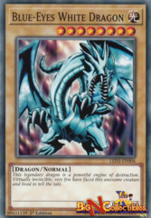 LED3-EN006 - Blue-Eyes White Dragon - Common - 1st Edition