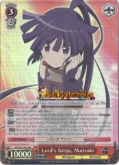 Lords Ninja, Akatsuki - LH/SE20-E03 - RR - Foil