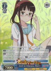 NK/W30-E082R - Girl in Glasses, Ruri - RRR