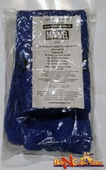 Funko Marvel Collector Corps - X-Men Beast Fuzzy Toe Socks