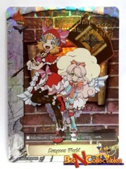 S-UB02/S004EN - SP - Dungeon World Flag Card (Mel & Emma)