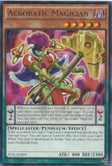 TDIL-EN009 - Acrobatic Magician - Rare - 1st Edition