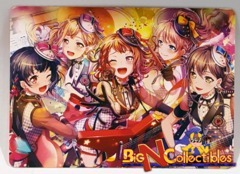 QR Code Card (D) for BanG Dream! Girls Band Party! * PICO
