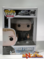 Funko Pop! Movies Brian O'Conner #276 Vaulted