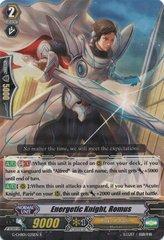 G-CHB01/025EN - R - Energetic Knight, Romus