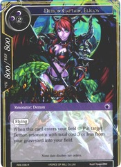RDE-035 - R - Demon Captain, Eligos