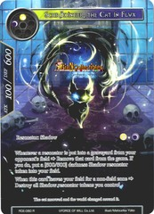 RDE-080 - R FULL ART - Schrödinger, the Cat in Flux