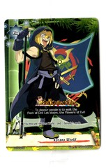 PR/0235EN Katana World Flag Card ( Sakate Onigashira)