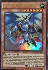 MACR-EN023 - Ultra Rare - 1st Ed - Dreiath III, the True Dracocavalry General